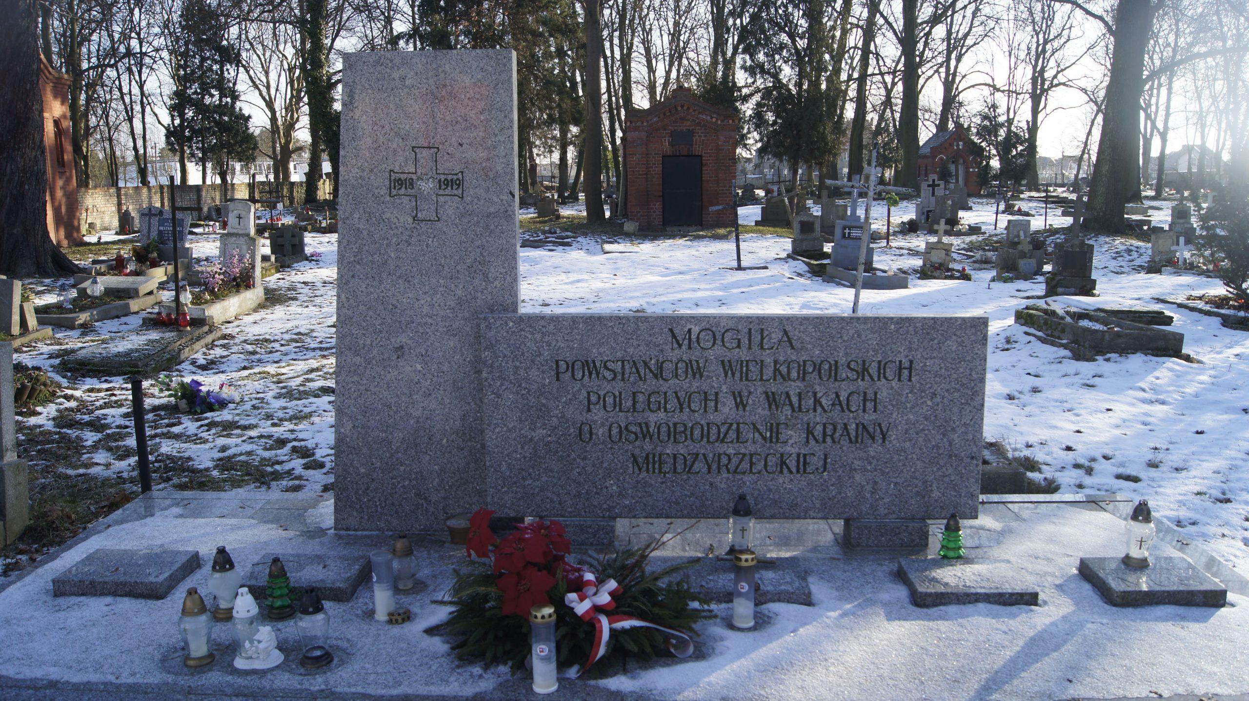 Pamiętamy o Powstańcach Wielkopolskich