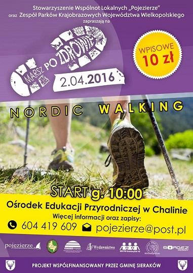 Nordic Walking w Chalinie