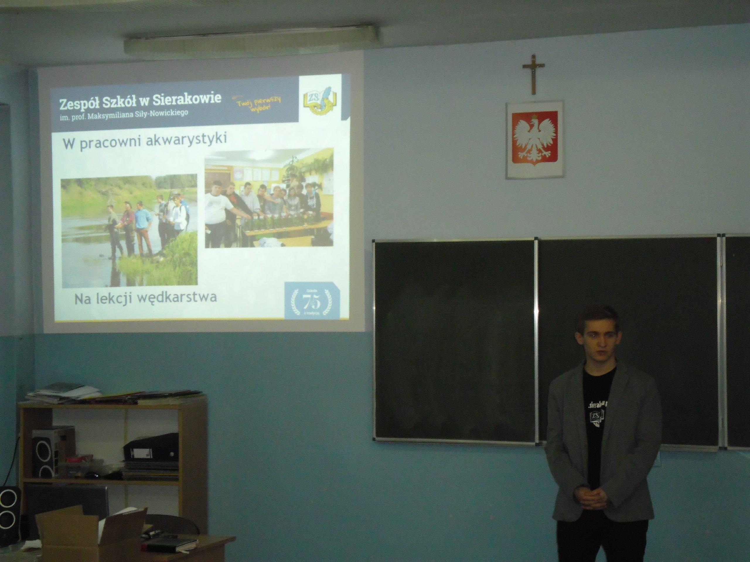 Promocja Technikum Rybackiego w Sierakowie!