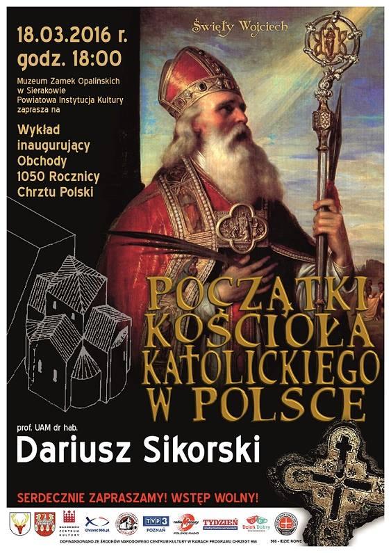 Wykład w sierakowskim Muzeum – 18/03/2016