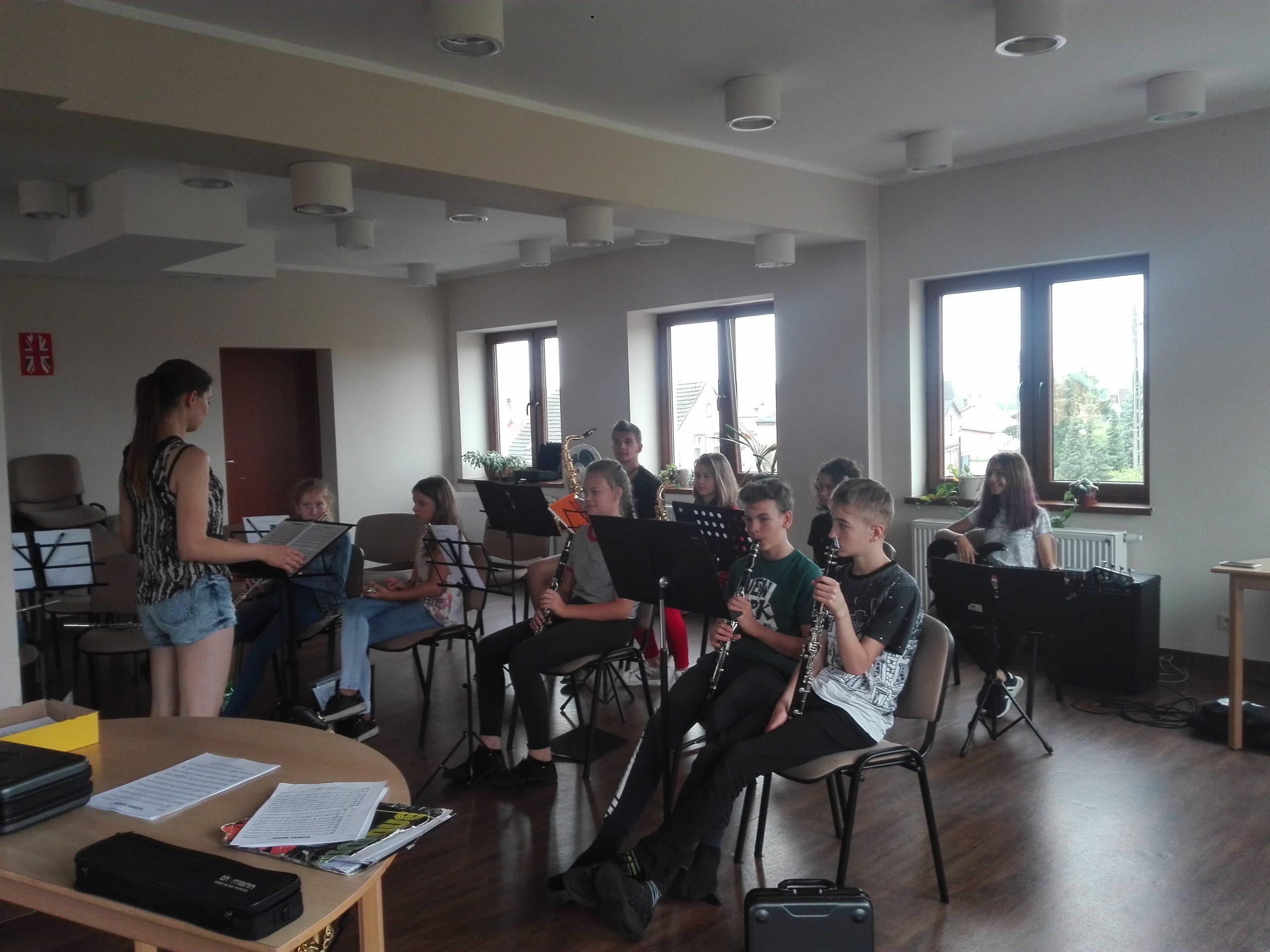 Obóz Muzyczny w Pszczewie