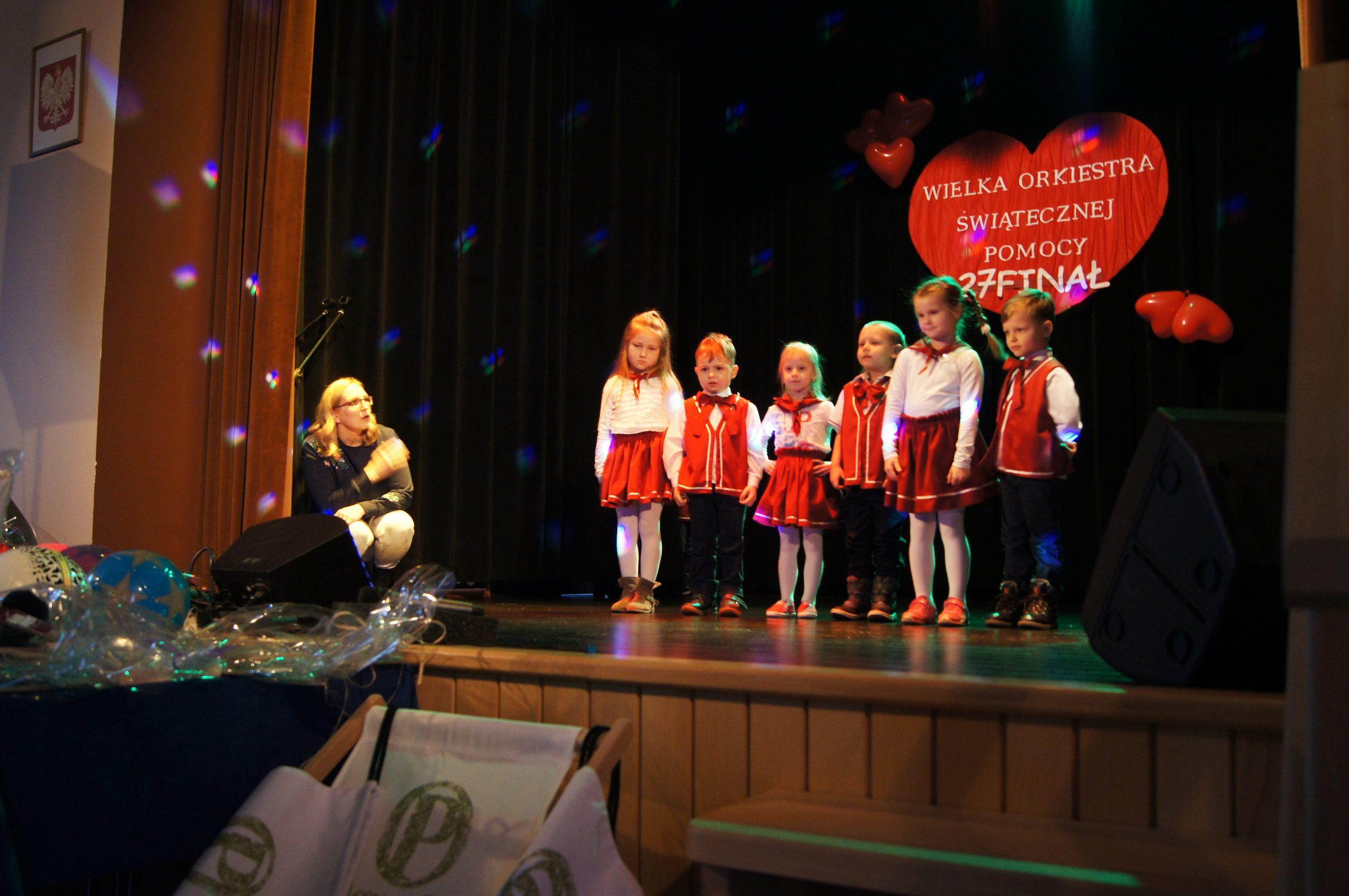 Zaprosili nas – 27. Finał Wielkiej Orkiestry Świątecznej Pomocy w Pszczewie