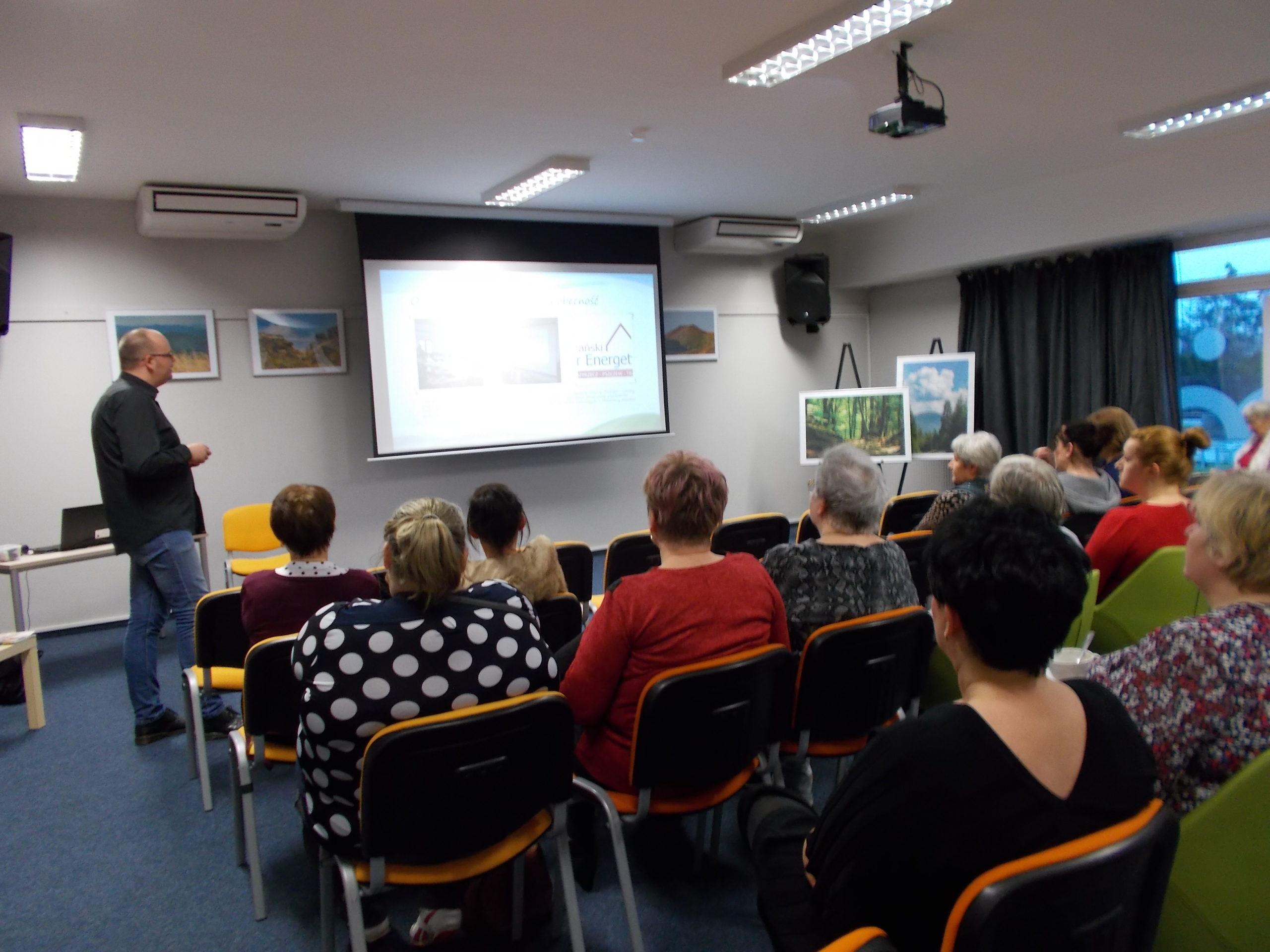 Rybackie Inicjatywy Lokalne 2020, Spotkanie w Zbąszyniu (26/02/2020)