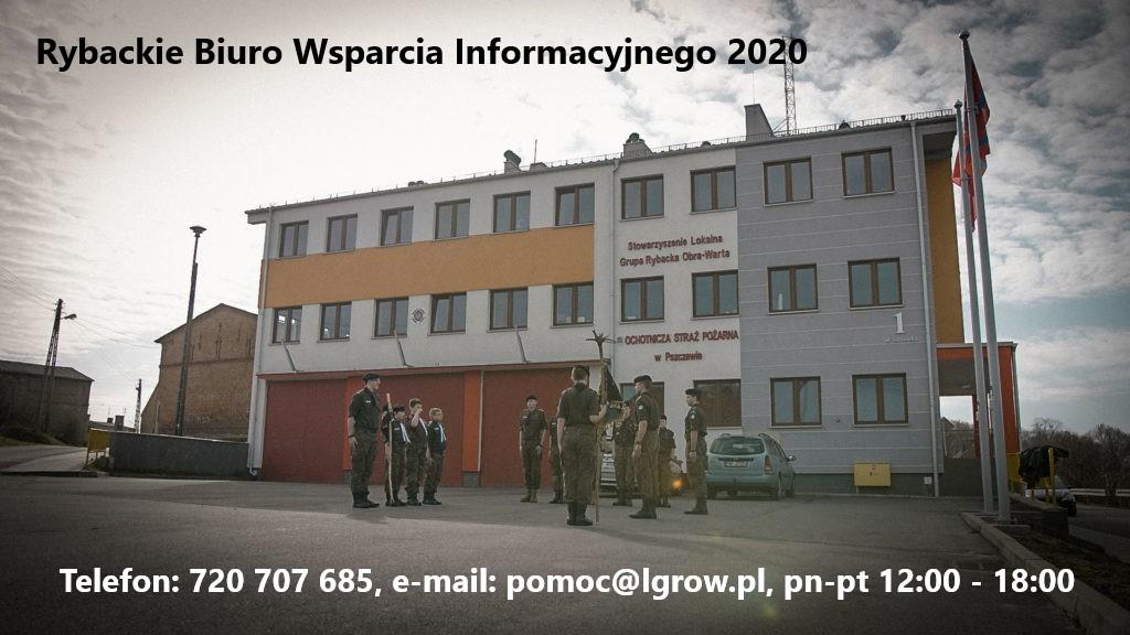Biuro Wsparcia Informacyjnego 2020