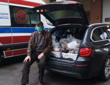 Certyfikowane Karpie z Regionu Obra – Warta trafiły do szpitali w Międzychodzie, Nowym Tomyślu i Międzyrzeczu