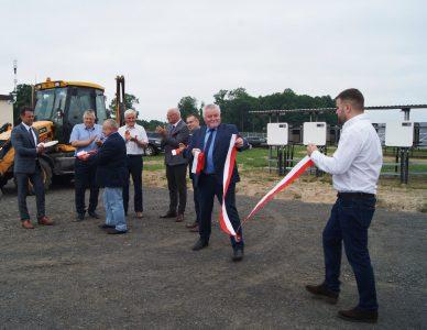 22 czerwca 2021 roku, oddano do użytku pierwszą farmę fotowoltaiczną na terenie Nadobrzańskiego Klastra Energii Odnawialnej