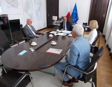 15 lipca spotkanie robocze w Ministerstwie Infrastruktury